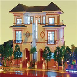 House and Interior Model 002
