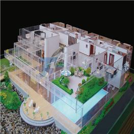 House and Interior Model 006