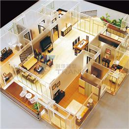 House and Interior Model 007